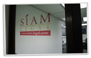 Solicitors in Thailand